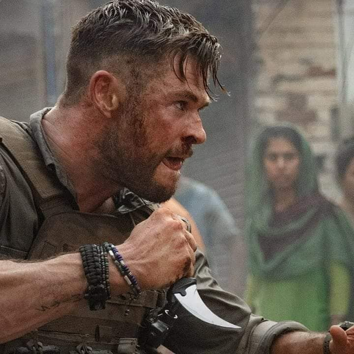 Tyler Rake: A kimenekítés Chris Hemsworth-tel